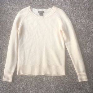LORD & TAYLOR 100% Cashmere Winter Sweater